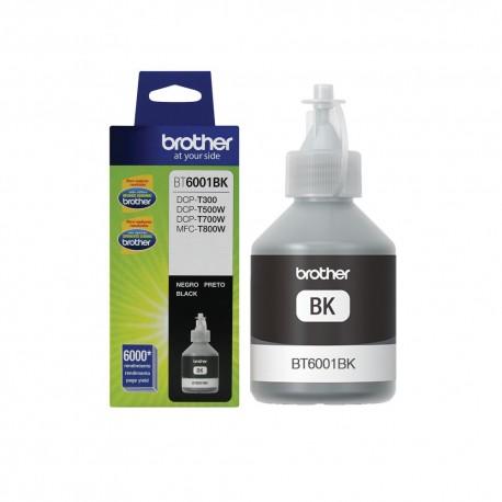 Botella Brother BT6001BK Super alto rendimiento Tinta Negra - Envío Gratuito