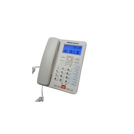Teléfono Modernphone TC-6400 Alámbrico 2 Líneas