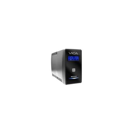No Break Vica con Regulador S650 650 VA y 360 Watts - Envío Gratuito