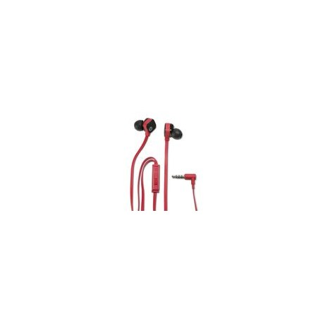 Audifonos In Ear HP H2310 Rojos - Envío Gratuito