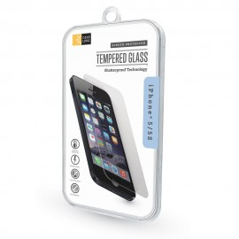 Mica Protector Pantalla Case Logic iPhone 5sPET