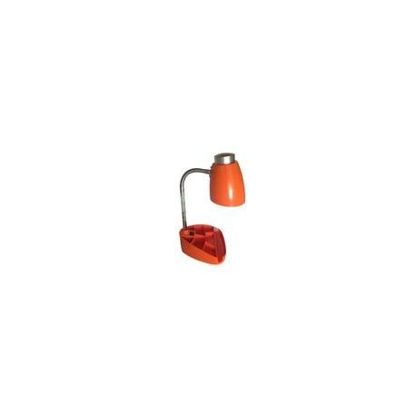 Lámpara Organizadora France de Plástico Varios Colores - Envío Gratuito