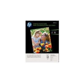 Papel Fotográfïco HP Carta Semisatinado 50 Hojas 165grs - Envío Gratuito