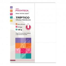 TRIPTICO OPALINA PRED 120G 50H