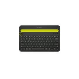 Teclado Logitech K480 Bluetooth Multidispositivo Negro