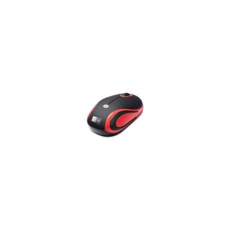 Mouse Case Logic con Bluetooth Rojo con Negro - Envío Gratuito