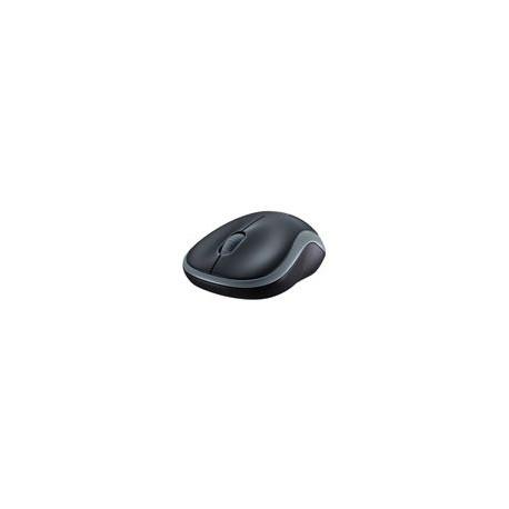 Mouse Inalámbrico 185 Negro - Envío Gratuito