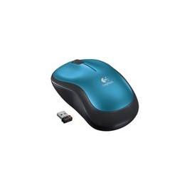 Mouse Logitech M185 Inalámbrico Azul