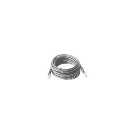 Cable de Red Ethernet CAT 5E Case Logic 50ft Gris - Envío Gratuito