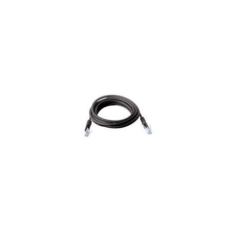 Cable de Red Ethernet CAT 5E Case Logic 7ft Negro - Envío Gratuito