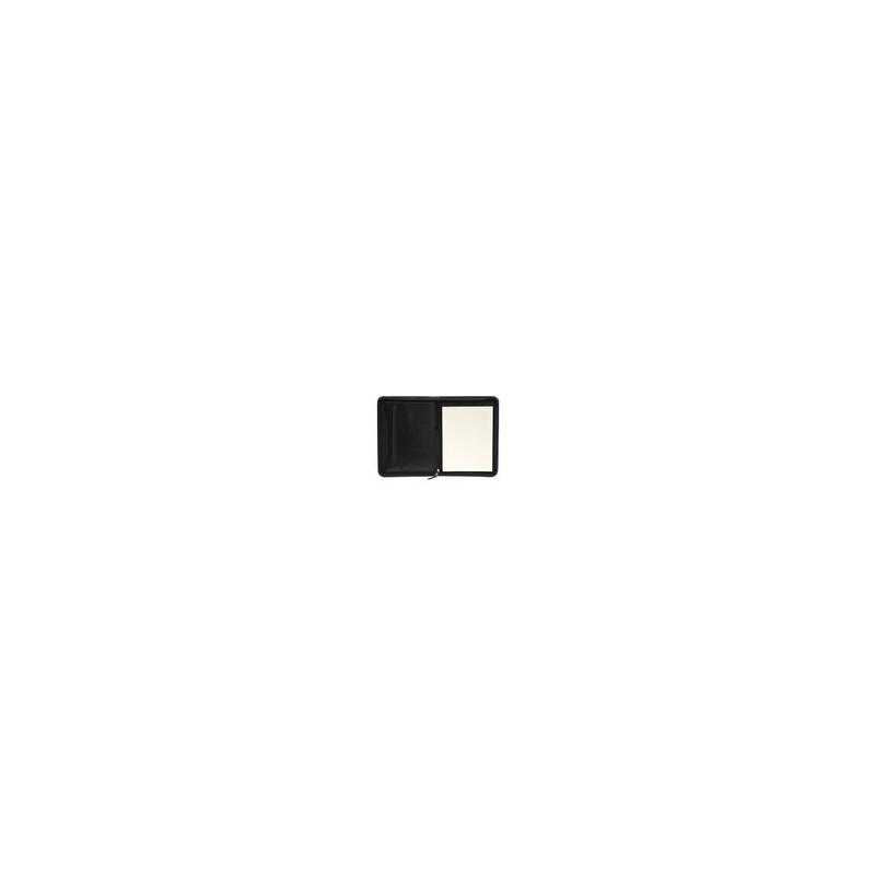 e8314298da88 Carpeta ejecutiva tipo portafolio piel con cierre CB
