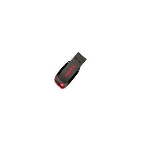 Memoria USB SanDisk 8GB 2.0 Cruzer SDCZ50 - Envío Gratuito