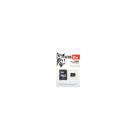 Micro SD Gigs Class 10 32GB - Envío Gratuito