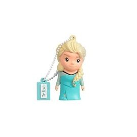 Memoria USB Frozen Elsa 8GB Tribe