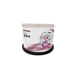 DVD-R 4.7GB 120 Min 16X 10 Pk