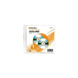 DVD RW 4.7GB 120 Min 16X Individual