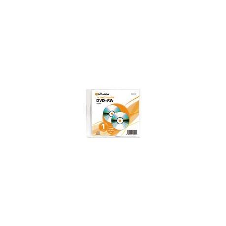 DVD RW 4.7GB 120 Min 16X Individual - Envío Gratuito