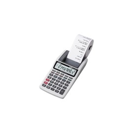 Sumadora Casio HR-8TM Mini-Impresora 1.6 Lineas x Segundo - Envío Gratuito