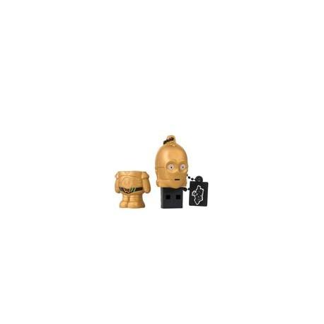 Memoria USB 8Gb C-3PO Star Wars - Envío Gratuito