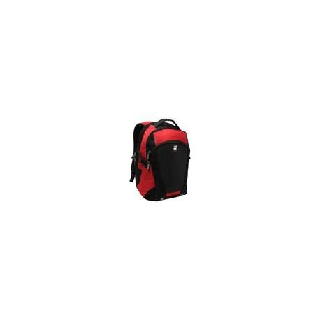 Backpack Totto 15 FTP Rojo - Envío Gratuito