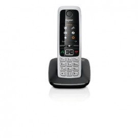 Telefono Gigaset Inalambrico C430 Single Negro