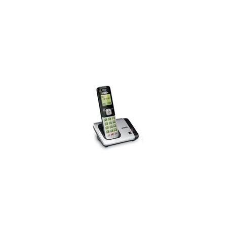 Telefono Inalambrico Vtech CS6719 Negro con Plata - Envío Gratuito