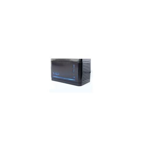 Regulador de Voltaje Vica OnGuard AVR1500 - Regulador Vica OnGuard AVR1500 1500VA/700W 8 entradas 2USB - Envío Gratuito