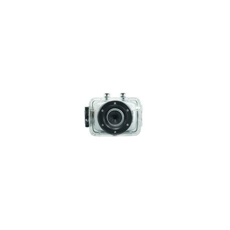 Camara de Acción Vivitar 5.1 MP HD 720P Zoom 4X Plata - Envío Gratuito