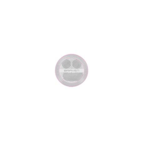 Bocina Braven Mira Resistente al Agua Color Rosa - Envío Gratuito