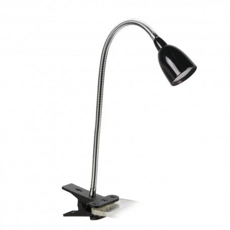 Lámpara de Clip LED Holy Negro - Envío Gratuito