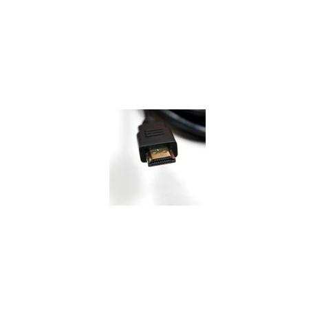 Cable Case Logic HDMI 3Ft Negro - Envío Gratuito