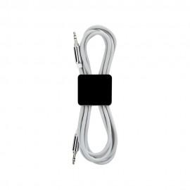 Stuk Organizador de silicón para cables chico 6pk color