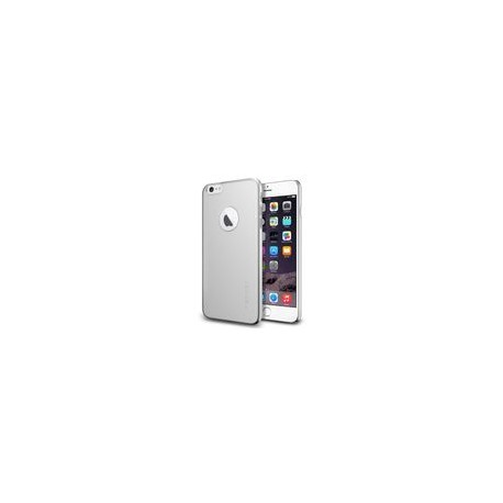 Funda Spigen iPhone 6 Plus Thin Fit color plata - Envío Gratuito