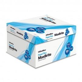 Caja Papel Officemax MaxBrite Oficio 5,000 Hojas