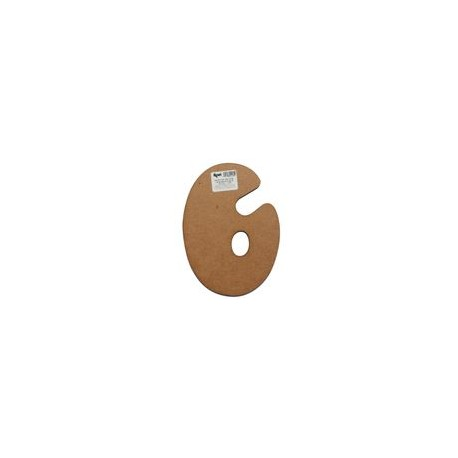 Paleta ovalada 22x 30 Macocel (PL) - Envío Gratuito