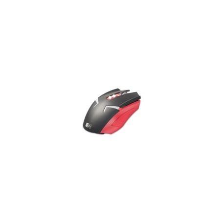 Mouse Case Logic Inalambrico Rojo - Envío Gratuito