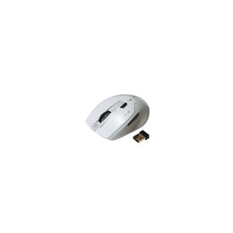 Mouse Case Logic Inalambrico Blanco W109 - Envío Gratuito