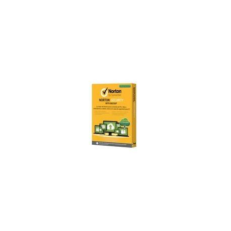 Norton Security c/Backup 1Usuario 10 Dispositivos 2 A¦os - Envío Gratuito