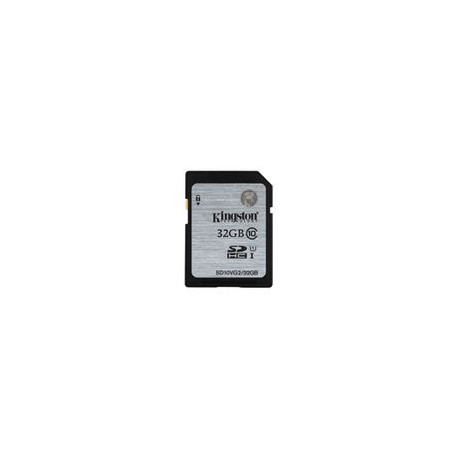 Tarjeta SD Kingston 32GB Clase 10 - Envío Gratuito