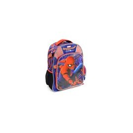 Mochila Primaria Ruz Marvel Spider-man - Envío Gratuito