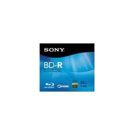 Bluray BD-R Sony 25GB 6X Individual