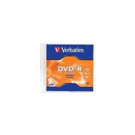 DVD-R Verbatim 4.7GB 16X Individual