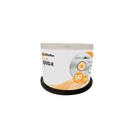 DVD-R Officemax 4.7GB 120 Min 16X 50Pk
